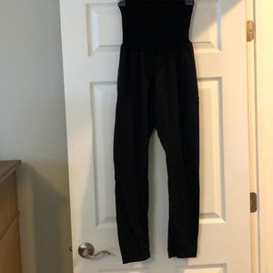 Jessica Simpson maternity leggings dressy
